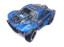Радиоуправляемый шорт-корс Remo Hobby EX3 (синий) 4WD 2.4G 1/10 RTR
