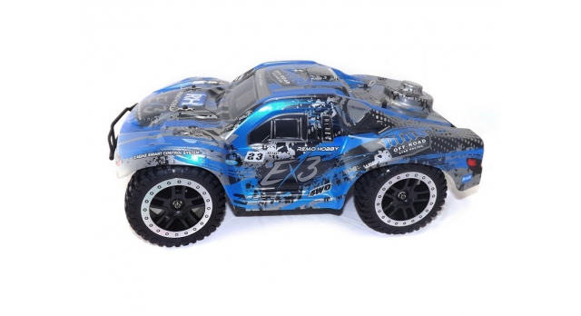 Радиоуправляемый шорт-корс Remo Hobby EX3 4WD 2.4G 1/10 RTR 3