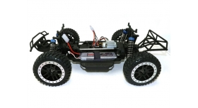 Радиоуправляемый шорт-корс Remo Hobby EX3 4WD 2.4G 1/10 RTR 10