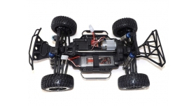 Радиоуправляемый шорт-корс Remo Hobby EX3 4WD 2.4G 1/10 RTR 11