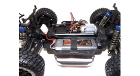 Радиоуправляемый шорт-корс Remo Hobby EX3 4WD 2.4G 1/10 RTR 12