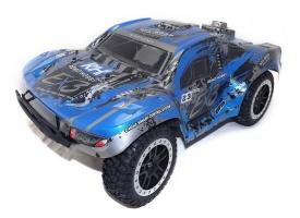 Радиоуправляемый шорт-корс Remo Hobby EX3 Brushless 4WD 2.4G 1/10 RTR 1