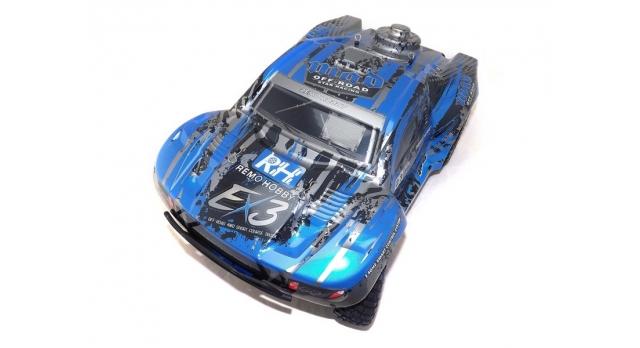 Радиоуправляемый шорт-корс Remo Hobby EX3 Brushless 4WD 2.4G 1/10 RTR 4