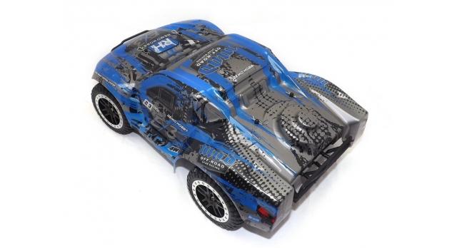 Радиоуправляемый шорт-корс Remo Hobby EX3 Brushless 4WD 2.4G 1/10 RTR 5