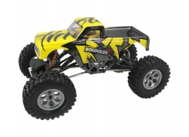 Радиоуправляемый краулер Himoto Bounder16 4WD 2.4G 1/16 RTR