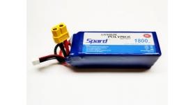 Аккумулятор Li-Po Spard 1800mAh, 22,2V, 75C, XT60 1
