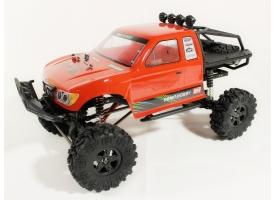 Радиоуправляемый краулер Remo Hobby Trial Rigs Truck (красный)  4WD 2.4G 1/10 RTR