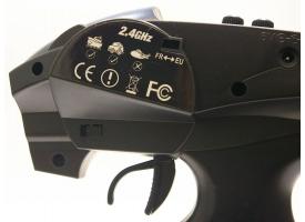 Радиоуправляемая трагги Himoto Ziege Brushless 4WD 2.4G 1/8 RTR 1