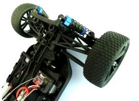Радиоуправляемая багги Himoto Tanto 4WD 2.4G 1/10 RTR 1