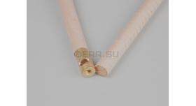 Шомпол для гладкоствольного оружия / Разборный трёхколенный, деревянный диаметр: 12-мм; длина: 81 см [мт-495-2]