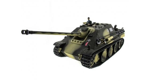 Р/У танк Taigen 1/16 Jagdpanther (Германия) PRO версия 2.4G RTR 1