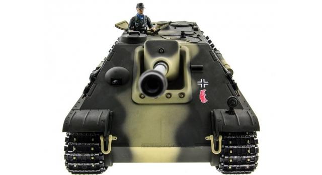 Р/У танк Taigen 1/16 Jagdpanther (Германия) PRO версия 2.4G RTR 3