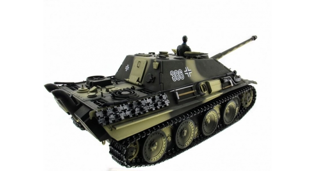 Р/У танк Taigen 1/16 Jagdpanther (Германия) PRO версия 2.4G RTR 5