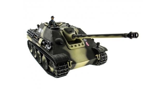 Р/У танк Taigen 1/16 Jagdpanther (Германия) PRO версия 2.4G RTR 8
