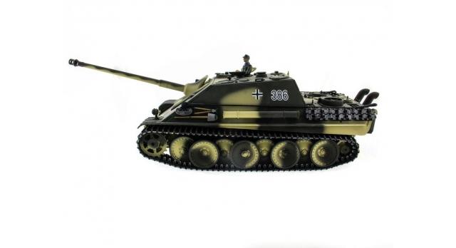 Р/У танк Taigen 1/16 Jagdpanther (Германия) PRO версия 2.4G RTR 9