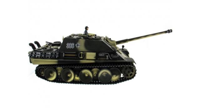Р/У танк Taigen 1/16 Jagdpanther (Германия) PRO версия 2.4G RTR 12