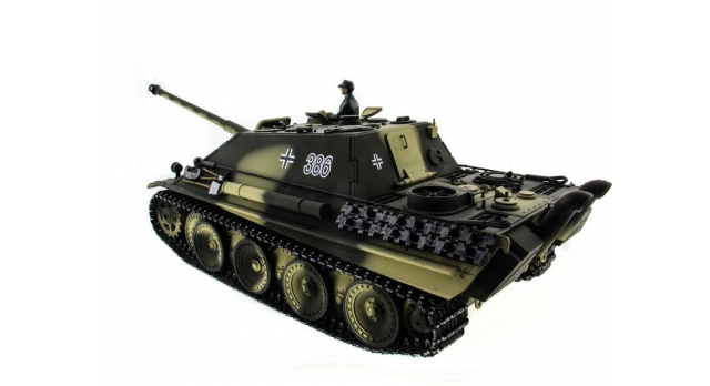 Р/У танк Taigen 1/16 Jagdpanther (Германия) PRO версия 2.4G RTR 13
