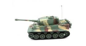 Р/У танк Heng Long 1/26 Tiger I ИК-версия, ИК пульт, акб, RTR 6