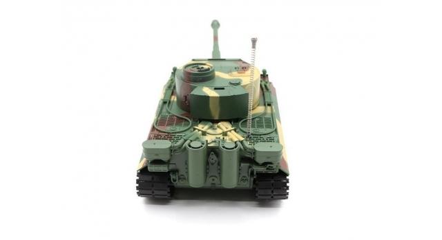 Р/У танк Heng Long 1/26 Tiger I ИК-версия, ИК пульт, акб, RTR 7