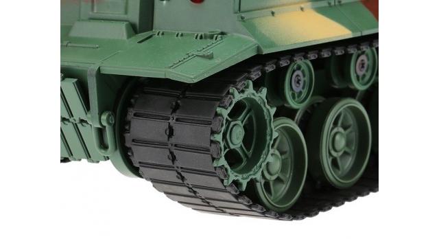 Р/У танк Heng Long 1/26 Tiger I ИК-версия, ИК пульт, акб, RTR 11