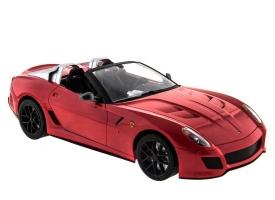 Р/У машина MZ Ferrari 599 GTO Roadster 2030 1/14 + акб 1