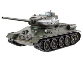 Р/У танк Taigen 1/16 T34-85 (СССР) 2.4G (зеленый)