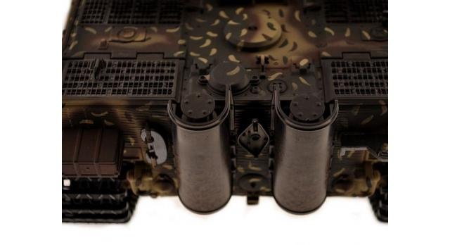 Р/У танк Torro Sturmtiger Panzer 1/16  2.4G, зеленый, ИК-пушка, деревянная коробка 6