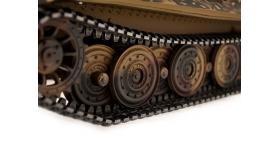 Р/У танк Torro Sturmtiger Panzer 1/16  2.4G, зеленый, ИК-пушка, деревянная коробка 11