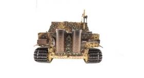 Р/У танк Torro Sturmtiger Panzer 1/16  2.4G, зеленый, ИК-пушка, деревянная коробка 12