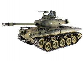 Р/У танк Taigen 1/16 M41A3 Bulldog (США) PRO 2.4G