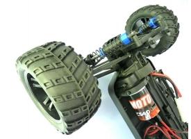 Радиоуправляемый монстр Himoto Bowie 4WD 2.4G 1/10 RTR 1
