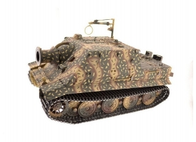 Р/У танк Torro Sturmtiger Panzer 1/16  2.4G, зеленый, ИК-пушка