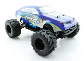 Радиоуправляемый монстр Himoto Crasher Brushless 4WD 2.4G 1/18 RTR