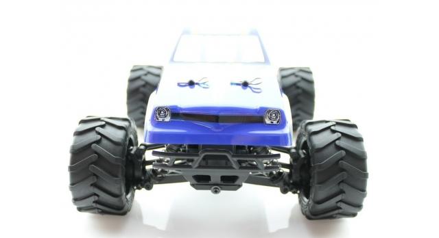 Радиоуправляемый монстр Himoto Crasher Brushless 4WD 2.4G 1/18 RTR 2