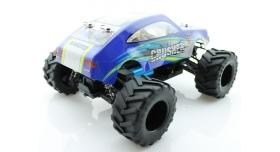 Радиоуправляемый монстр Himoto Crasher Brushless 4WD 2.4G 1/18 RTR 7