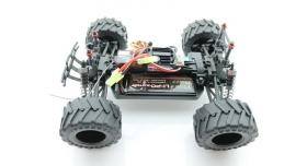 Радиоуправляемый монстр Himoto Crasher Brushless 4WD 2.4G 1/18 RTR 11