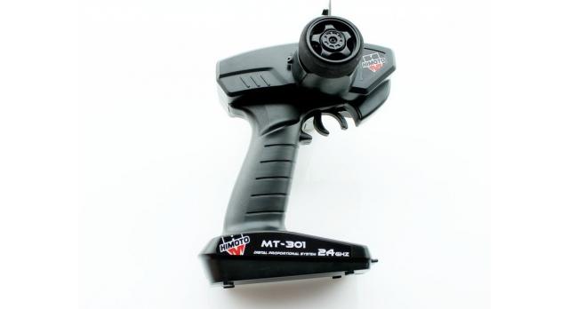 Радиоуправляемый монстр Himoto Crasher Brushless 4WD 2.4G 1/18 RTR 15