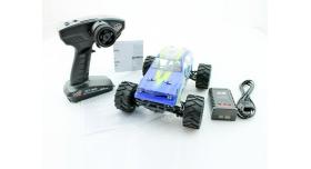 Радиоуправляемый монстр Himoto Crasher Brushless 4WD 2.4G 1/18 RTR 17