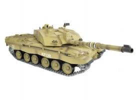 P/У танк Heng Long 1/16 Challenger 2 (Британия) 2.4G RTR PRO