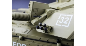 P/У танк Heng Long 1/16 Challenger 2 (Британия) 2.4G RTR PRO 2