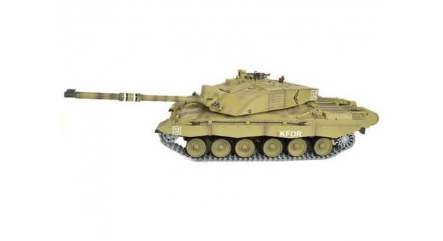 P/У танк Heng Long 1/16 Challenger 2 (Британия) 2.4G RTR PRO 5