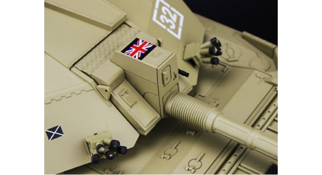 P/У танк Heng Long 1/16 Challenger 2 (Британия) 2.4G RTR PRO 8