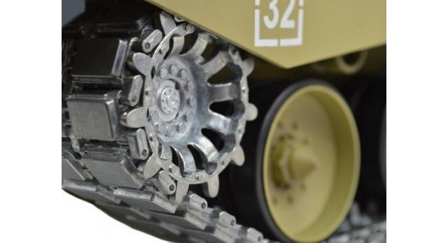 P/У танк Heng Long 1/16 Challenger 2 (Британия) 2.4G RTR PRO 11