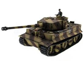P/У танк Taigen 1/16 Tiger 1 (Германия, поздняя версия) HC, 2.4G RTR
