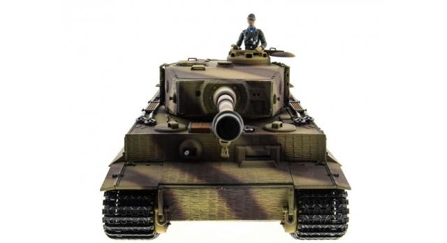 P/У танк Taigen 1/16 Tiger 1 (Германия, поздняя версия) HC, 2.4G RTR 2