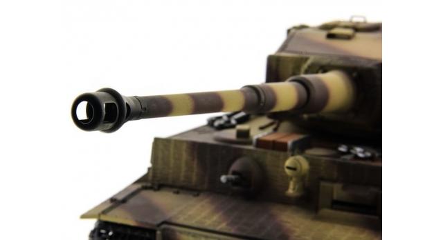 P/У танк Taigen 1/16 Tiger 1 (Германия, поздняя версия) HC, 2.4G RTR 4
