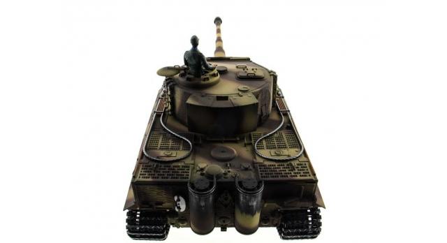 P/У танк Taigen 1/16 Tiger 1 (Германия, поздняя версия) HC, 2.4G RTR 5