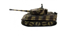 P/У танк Taigen 1/16 Tiger 1 (Германия, поздняя версия) HC, 2.4G RTR 9