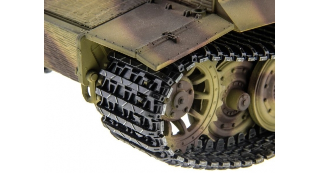 P/У танк Taigen 1/16 Tiger 1 (Германия, поздняя версия) HC, 2.4G RTR 11