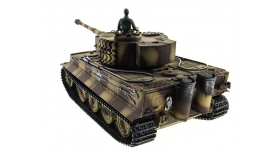 P/У танк Taigen 1/16 Tiger 1 (Германия, поздняя версия) HC, 2.4G RTR 13